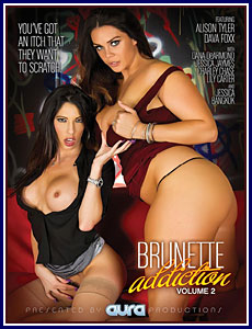 Brunette Addiction 2 Porn DVD
