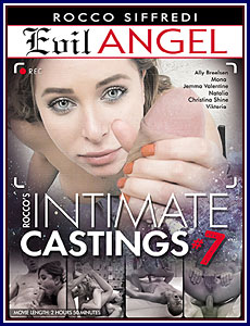 Rocco's Intimate Castings 7 Porn DVD