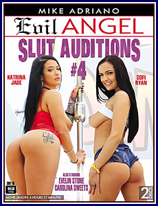 Slut Auditions 4 Porn DVD