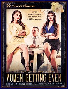 Women Getting Even Porn DVD