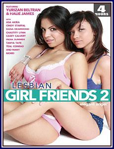Lesbian Girl Friends 2 Porn DVD