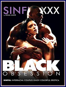 Black Obsession Porn DVD
