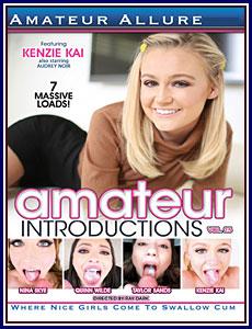 Amateur Introductions 25 Porn DVD