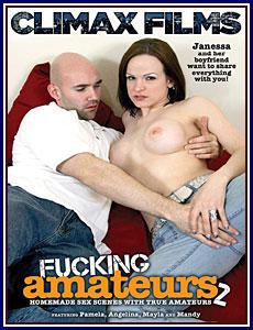 Fucking Amateurs 2 Porn DVD
