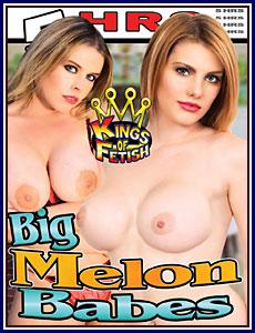 Big Melon Babes 5 Hrs Porn DVD