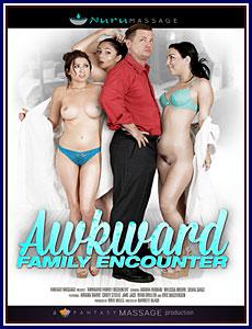 Awkward Family Encounter Porn DVD