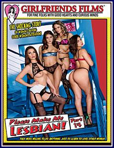Please Make Me Lesbian 14 Porn DVD