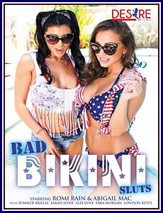 Bad Bikini Sluts Porn DVD