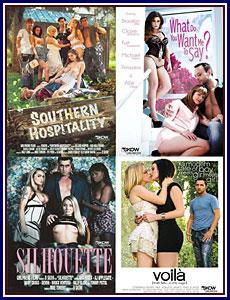Skow For Girlfriends Films 3 4-Pack Porn DVD