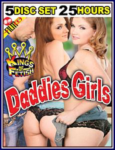 Daddies Girls 25 Hours 5-Pack Porn DVD