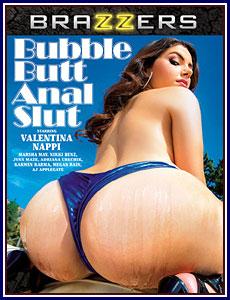 Bubble Butt Anal Sluts Porn DVD