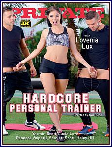 Hardcore Personal Trainer Porn DVD
