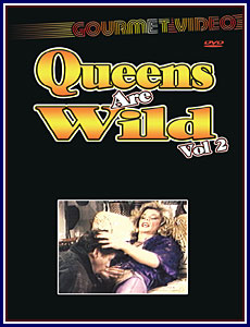 Queens Are Wild 2 Porn DVD