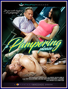 A Pampering Please Porn DVD