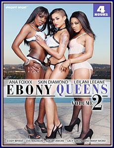 Ebony Queens 2 Porn DVD