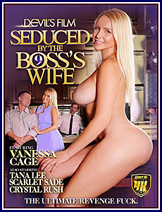 Seduced by the Boss's Wife 9 Porn DVD