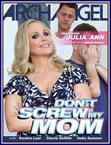 Don't Screw My Mom Porn DVD