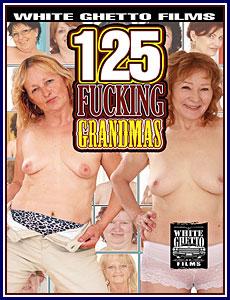 125 Fucking Grandmas Porn DVD