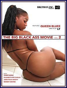 The Big Black Ass Movie 2 Porn DVD