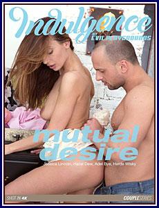 Mutual Desire Porn DVD