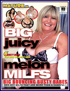 Big Juicy Melon MILFs Porn DVD
