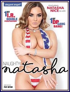 Naughty Natasha Porn DVD