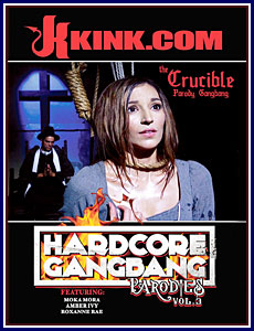 Hardcore Gangbang Parodies 3 Porn DVD