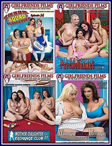 Older/Younger 24 4-Pack Porn DVD