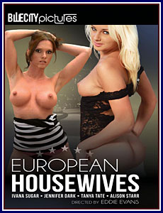European Housewives Porn DVD