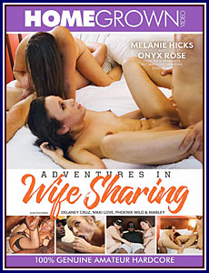 Adventures In Wife Sharing Porn DVD