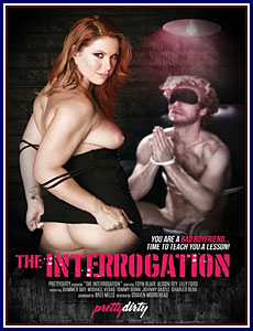 The Interrogation Porn DVD
