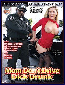 Mom Don't Drive Dick Drunk Porn DVD