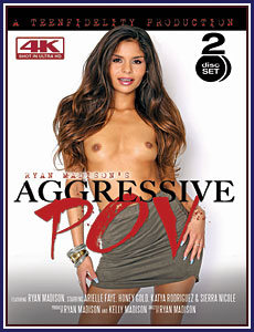 Aggressive POV Porn DVD