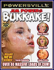 Jim Powers Bukkake Porn DVD
