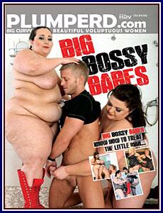Big Bossy Babes Porn DVD