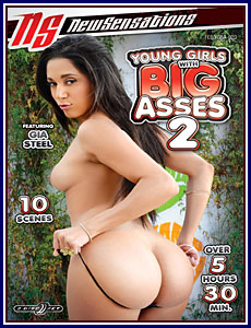Young Girls With Big Asses 2 Porn DVD