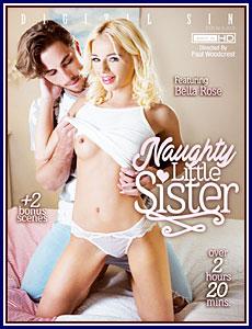 Naughty Little Sister Porn DVD