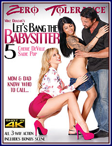 Let's Bang the Babysitter 5 Porn DVD