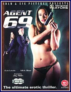 Agent 69 Porn DVD