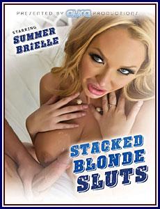 Stacked Blonde Sluts