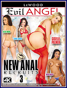 New Anal Recruits 03