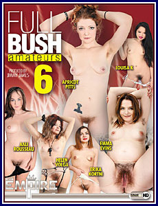 Full Bush Amateurs 6 Porn DVD