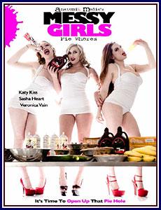 Messy Girls: Pie Whores