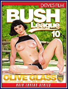 Bush League 10 Porn DVD