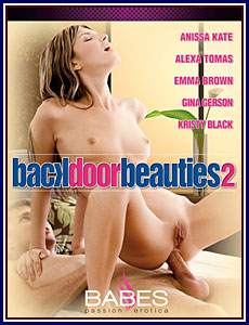 Backdoor Beauties 2 Porn DVD