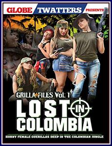 Grilla Files Porn DVD