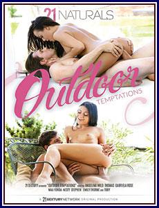 Outdoor Temptations Porn DVD