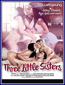 Three Little Sisters Porn DVD