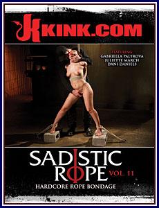 Sadistic Rope 11 Porn DVD