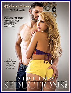 Sibling Seductions 2 Porn DVD